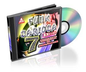Funk Carioca 7 O Mais novo CD De Funk Carioca
