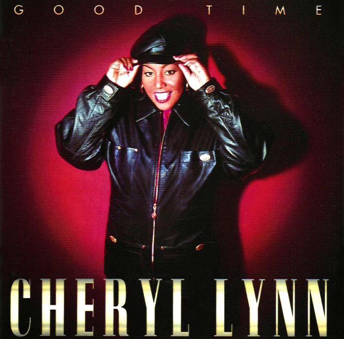 CHERYL LYNN - GOOD TIME - 1996