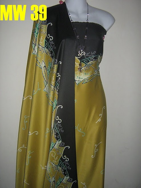 MW 39: BATIK UNIFORM SUITABLE FOR MEN AND WOMEN, QUALITY FABRIC