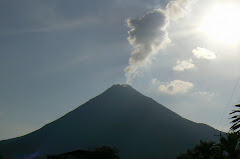 Great Arenal Volcano
