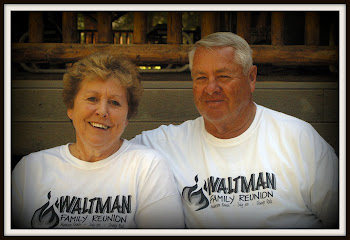 Waltman Family Reunion 2010