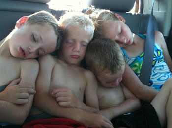 Sleepy Kids!