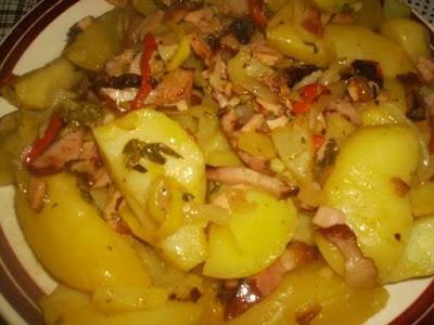 Articole culinare : Cartofi Taranesti Emancipati, Diverse