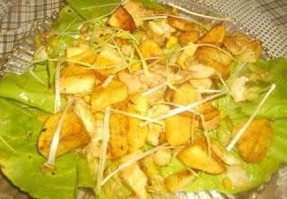 Articole culinare : Piept de Pui cu legume