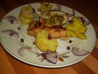 Articole culinare : Rulouri din File de Pangasius