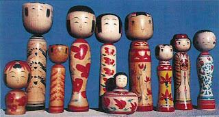 Kokeshi de crochet