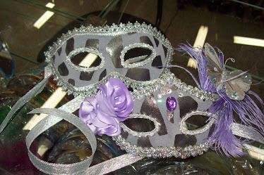 Máscaras  de casal