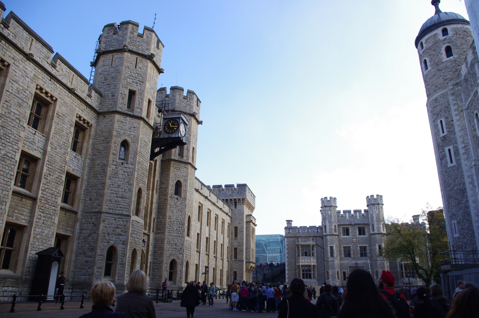 Inside Tower Of London Crown Jewels