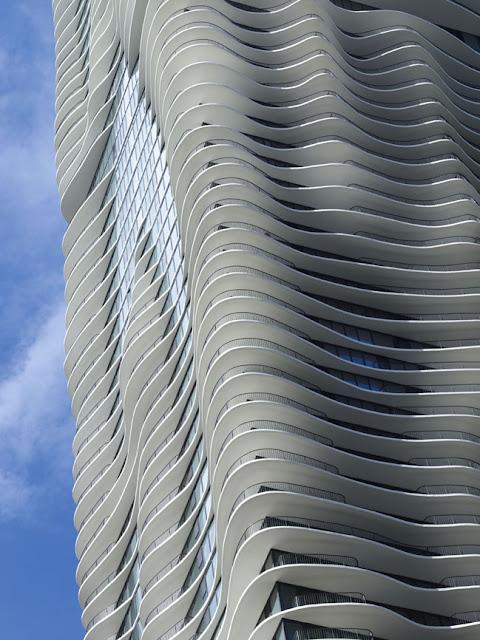 Aqua Tower2, Studio Gang Architects