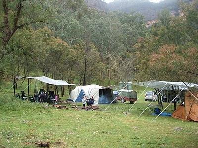 car camping tents