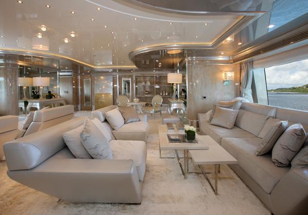 Il mio carnet di viaggio yacht da sogno firmato fendi - Interni case da sogno ...