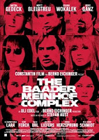 Poster for The Baader-Meinhof Complex