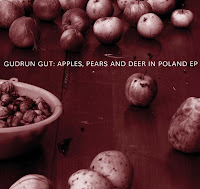 Cover of Gudrun Gut EP