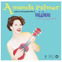 Cover of Amanda Palmer record