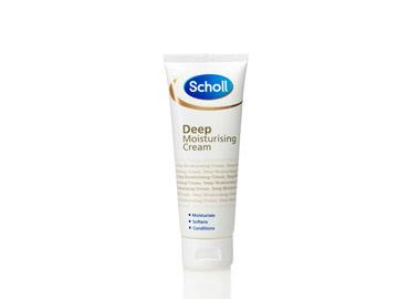 scholl deep moisturising foot cream