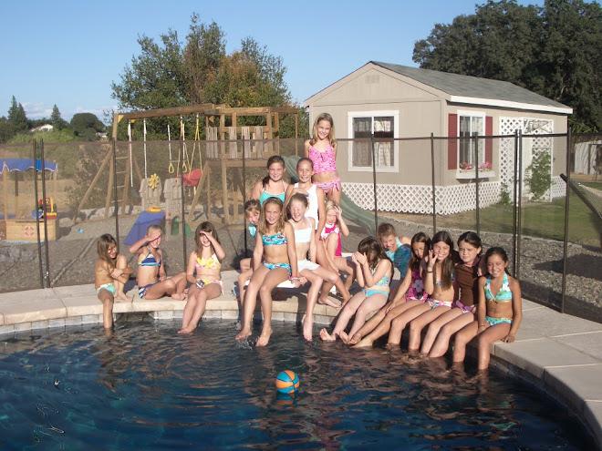 Alyssa's 10th Birthday Party!!