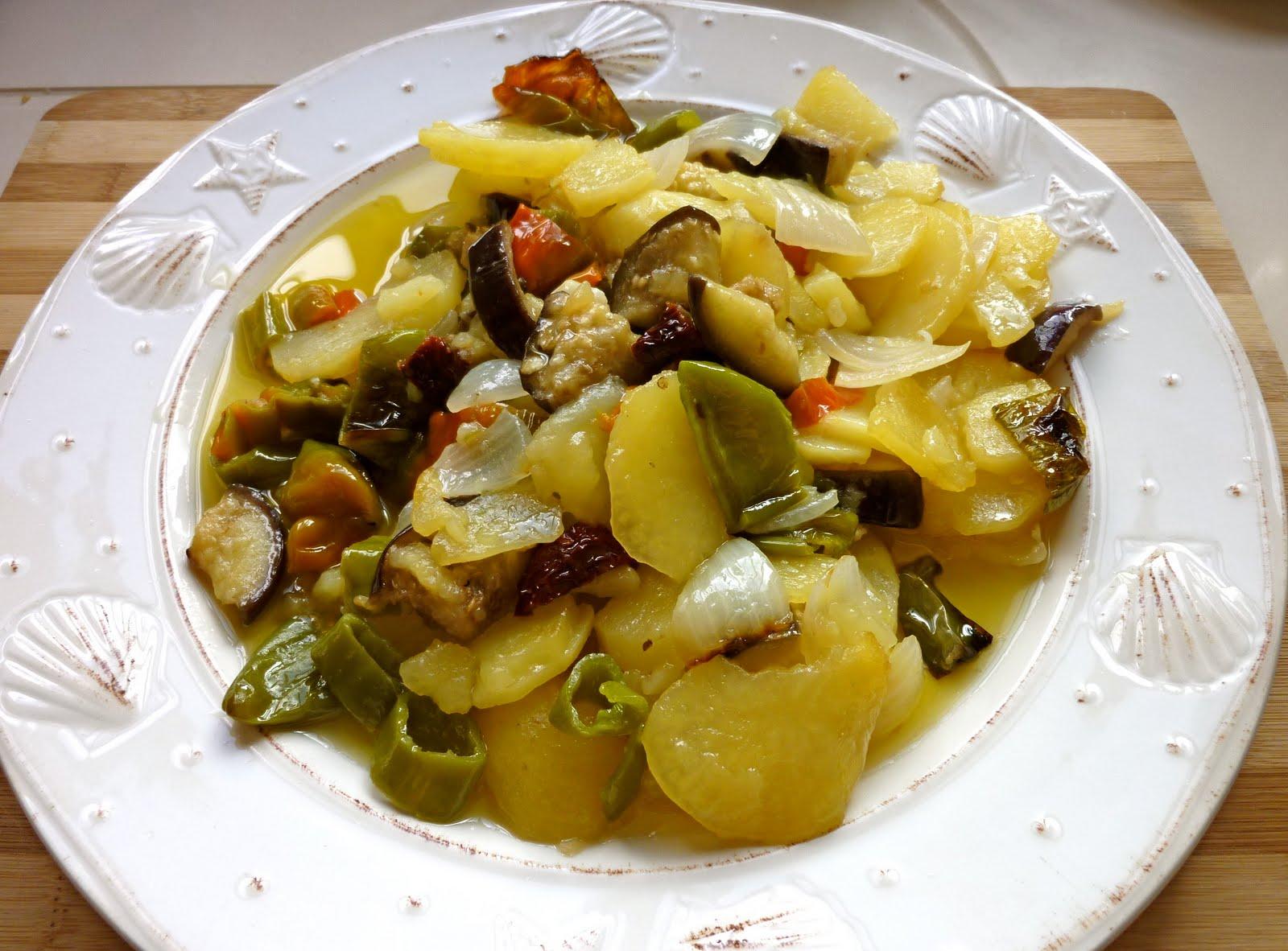 Alsol cocinando patatas a lo pobre por alsolchef ren bijloo for Cocinar patatas a lo pobre