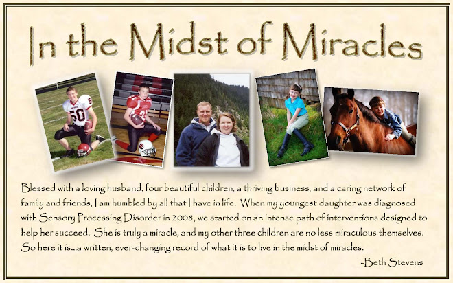 In the Midst of Miracles