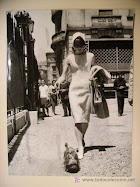 Audrey in Spain
