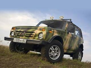 Lada 4x4 рысь новая нива подробности