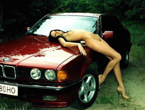 бмв и секс фото