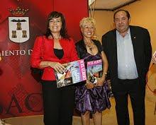 """LAS AUTORIDADES, CON """"EL ALBERO"""" YA EN EL 2009"""