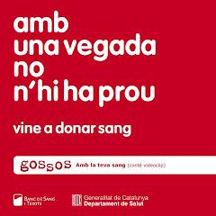Vés a donar sang