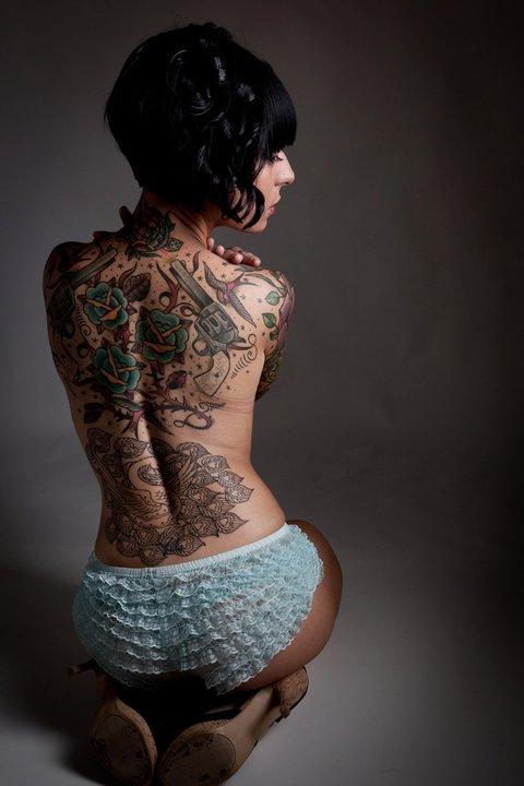 Tattoos Of Guns And Roses. guns and roses tattoos. my