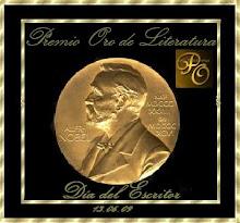 Premio de Oro Día del escritor