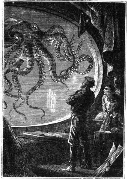 Casa nova vingt mille lieues sous les mers jules verne 1869 - Cent mille lieues sous les mers ...