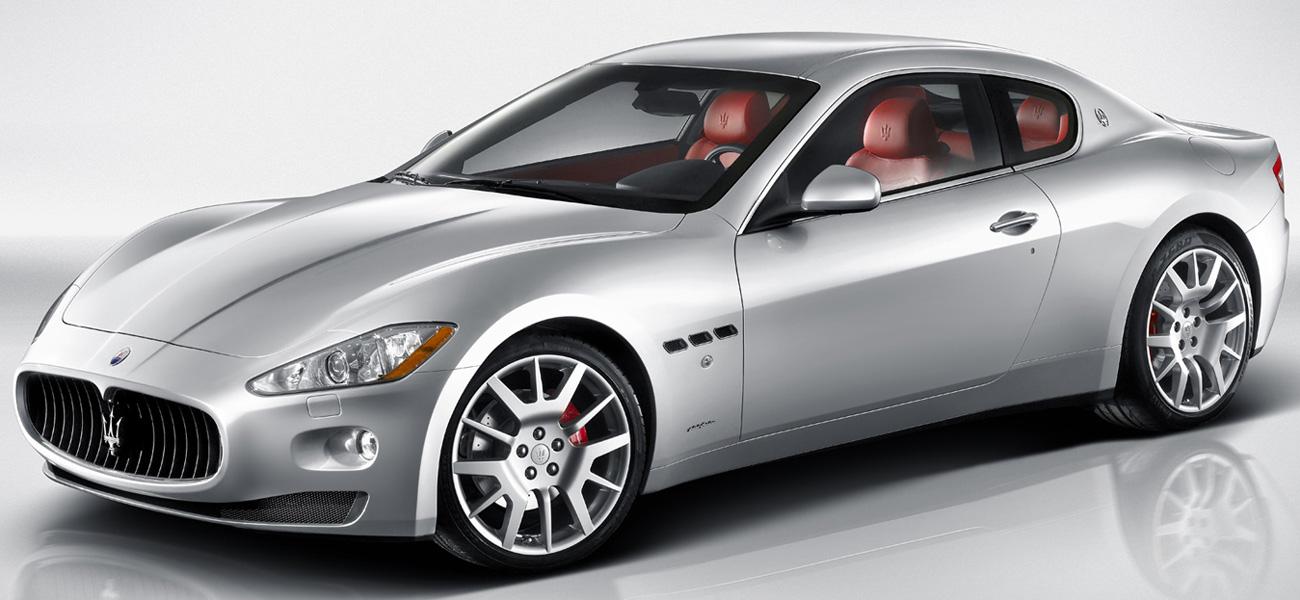 Maserati Granturismo Sport. Maserati Granturismo Wallpaper