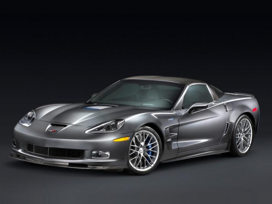 Chevrolet Corvette zr1 2009 Power