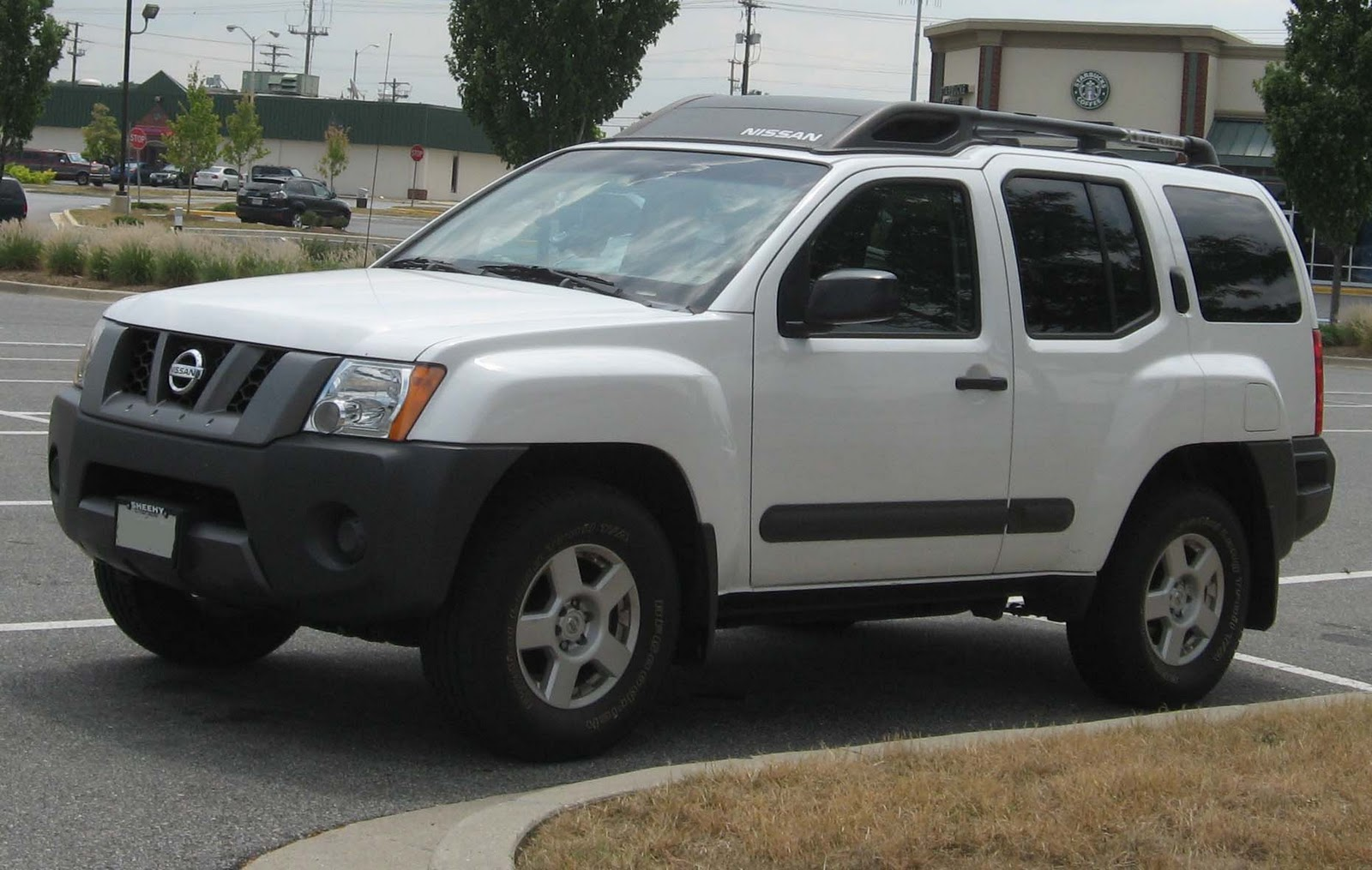 Nissan Xterra Photos Gallery Car Modification 2011