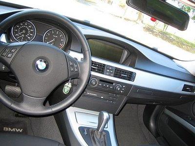 2006 Bmw 325i Interior Black Leather Aluminum Trim Amazing Design