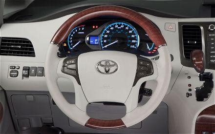 2000 Toyota Sienna Interior. 2011 Toyota Sienna Price