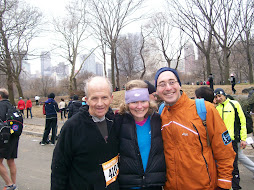 manhattan half 2010 finish