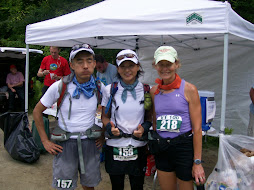 mile 15 of vt 100 with yuki and yuki