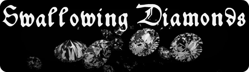 Swallowing Diamonds