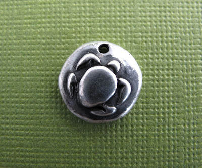 silver turtle tortoise charm hint jewelry
