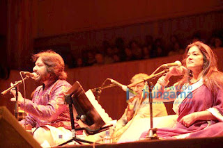 Roop Kumar Rathod and Sonali Rathod perform live in London