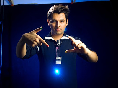 Pranav Mistry Pictures