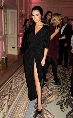 Victoria Beckham at the British Fashion Awards Pics