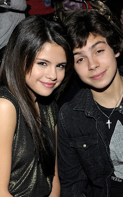 Selena Gomez at Jake T. Austin's Birthday Party Pics
