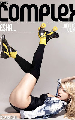 Kesha Complex Magazine Sexy Pics