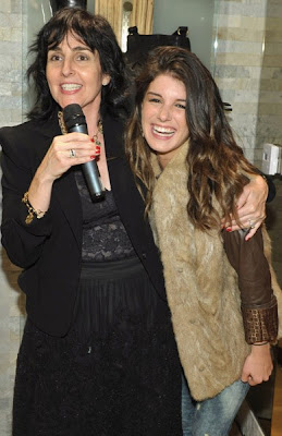 Shenae Grimes at the UGG Australia And Vanity Fair Celebration of The Opening Of UGG Australia