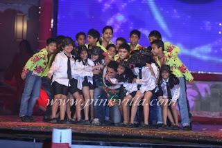 Akshay Kumar Performs at the Big Star Entertainment Awards