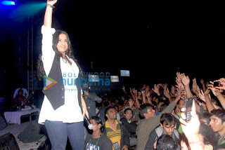 Rani Mukherjee and Vidya Balan at Mood Indigo