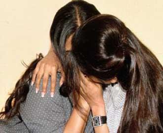 Rani Vidya Kissing Photo