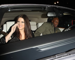Khloe & Lamar Land Their Own Show Pics
