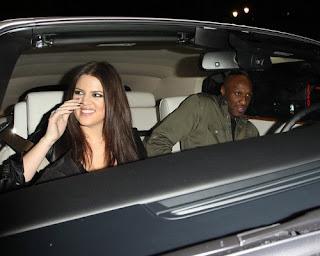 Khloe & Lamar Land Their Own Show Pics